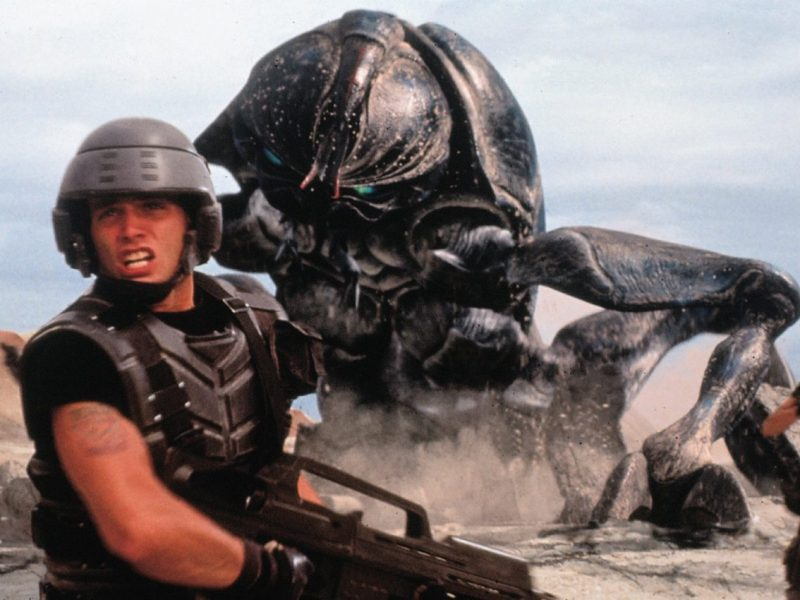 Starship Troopers featured