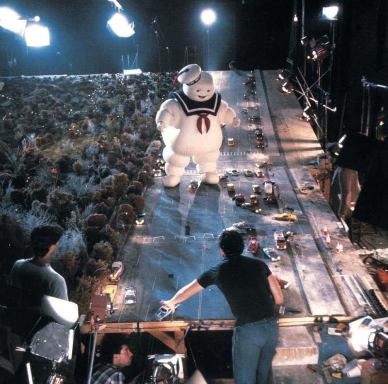 Ghosterbusters Marshmallow Man