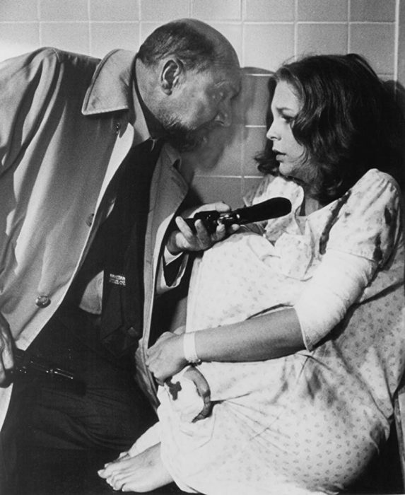Halloween II Loomis and Strode
