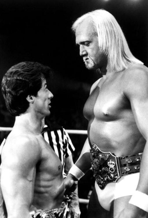 Hulk Hogan Rocky II