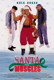Hulk Hogan Santa With Muscles