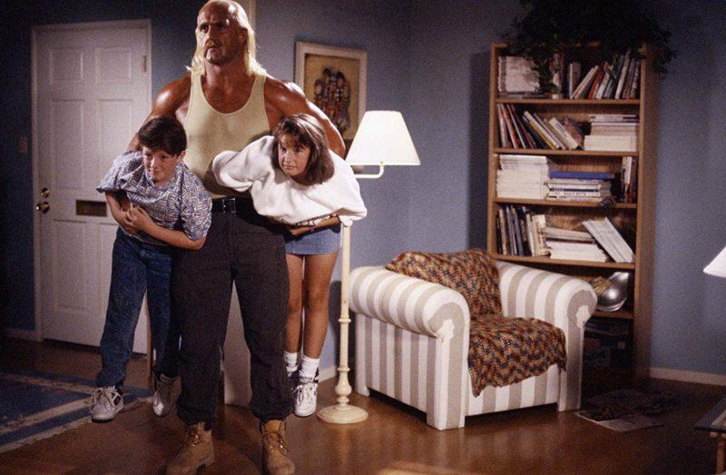 Hulk Hogan Suburban Commando