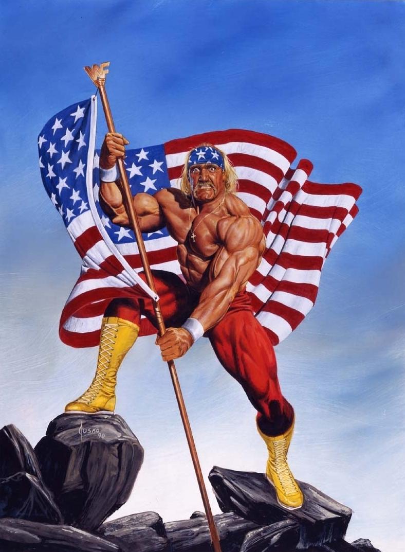 Hulk Hogan Wrestlemania VII