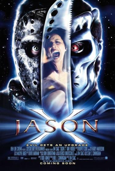 Jason X poster