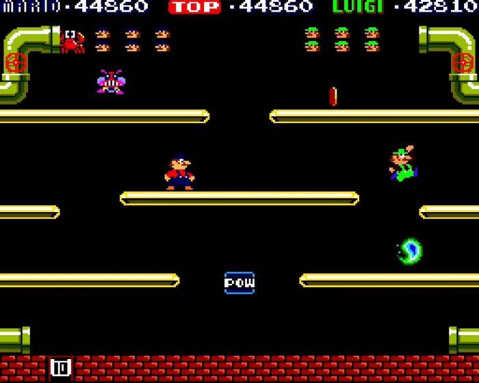 Mario Bros. arcade
