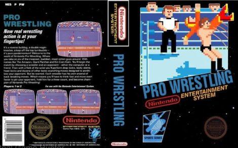 NES Black Box Pro Wrestling