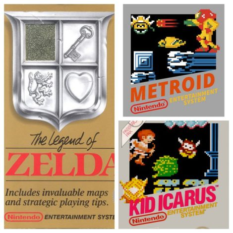NES Covers