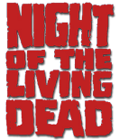 Night of the Living 死 1990 logo