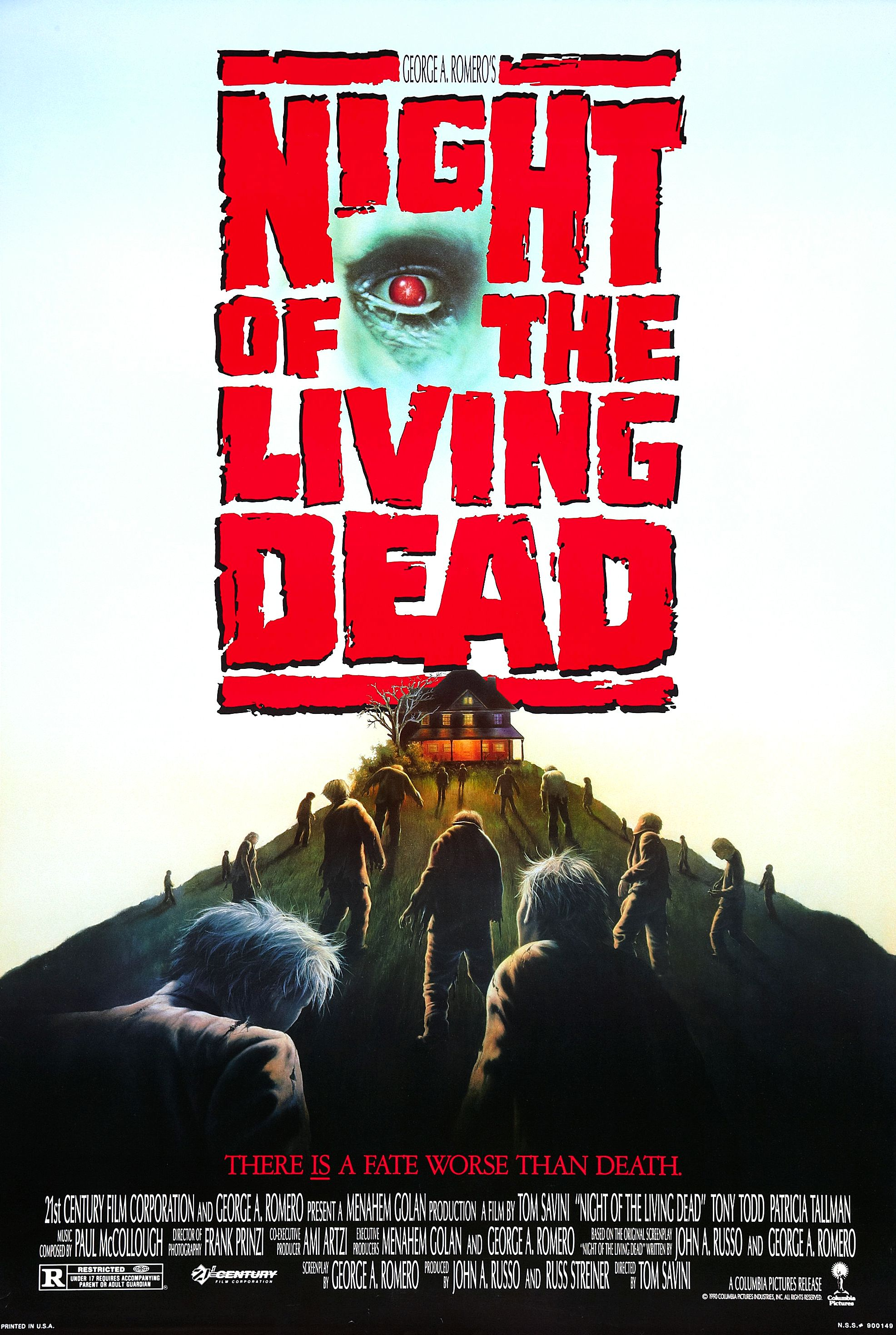 Night of the Living 死 poster