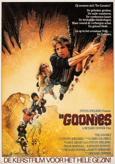 The Goonies German poster