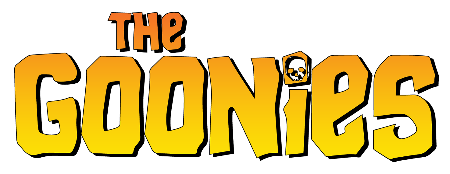 The Goonies logo