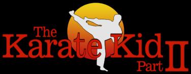 The Karate Kid Part II logo