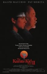 The Karate Kid Part II poster