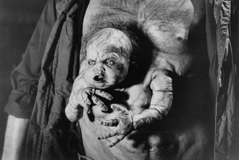 Total Recall practical effects
