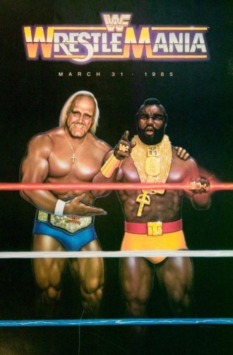 WM 1 Hulk Hogan