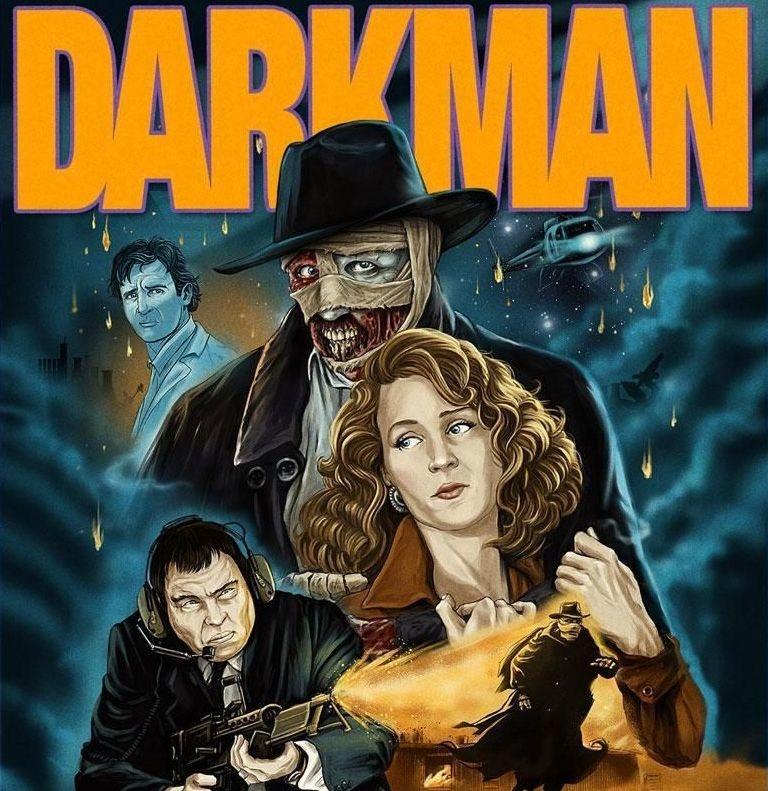 Darkman featured