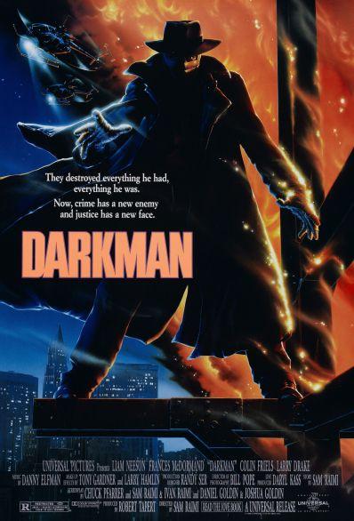 Darkman Poster