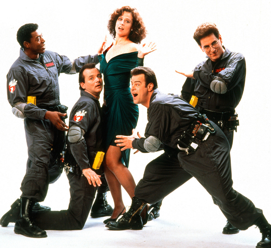 Ghostbusters II featured