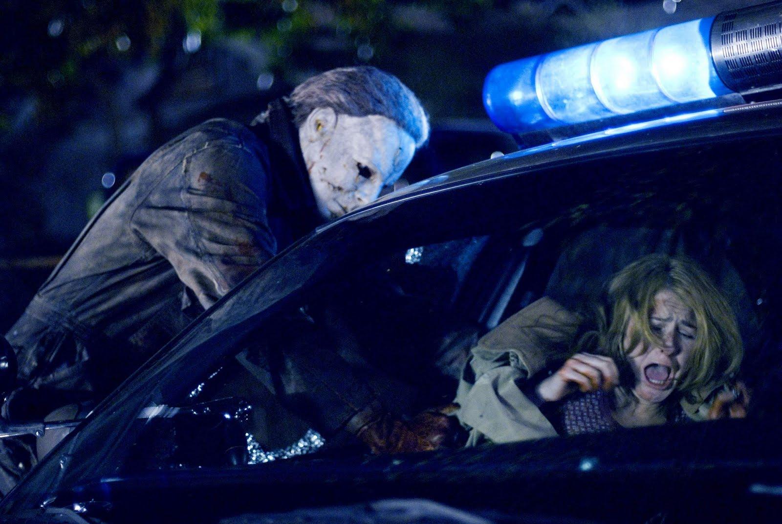 Rob Zombie's Halloween Michael