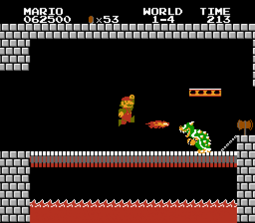Super Marip Bros. NES