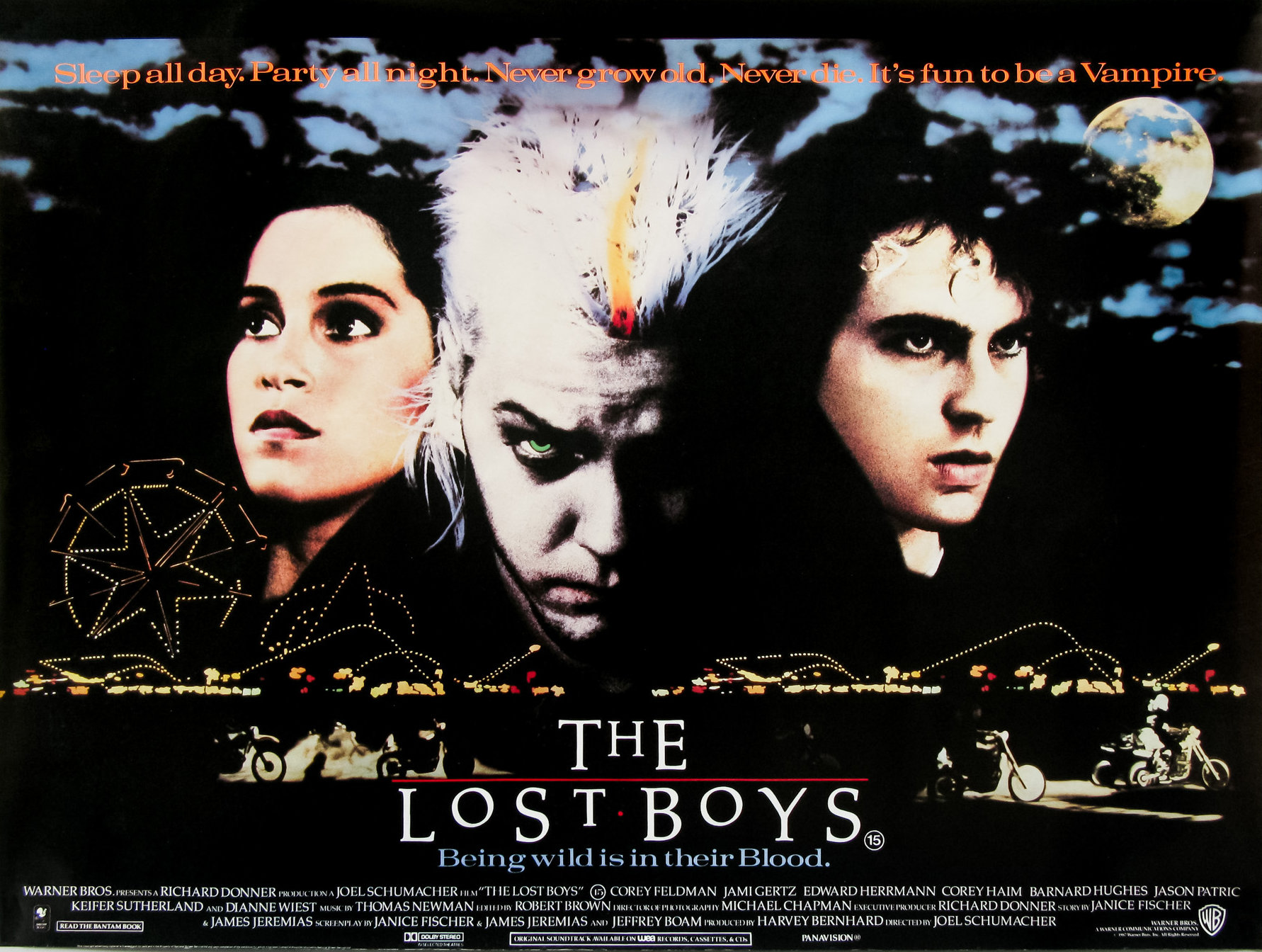 The Lost Boys featured