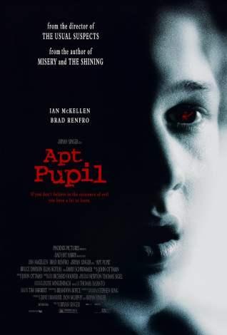 Apt Pupil alternate poster