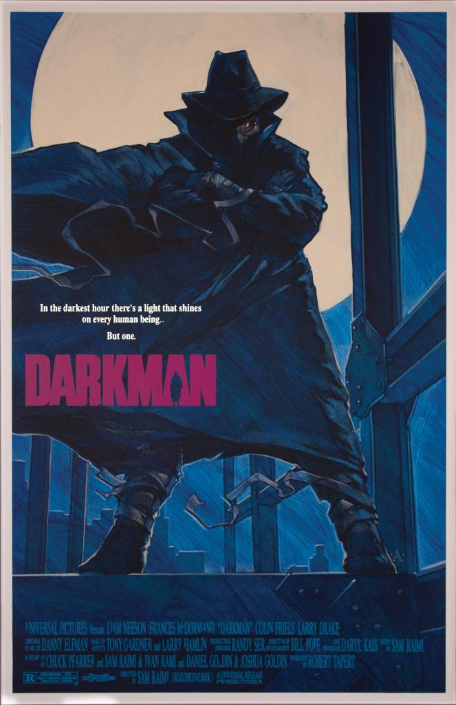 Darkman concept art