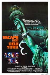 Escape From New York alternate poster