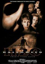 Halloween H20 alternate poster