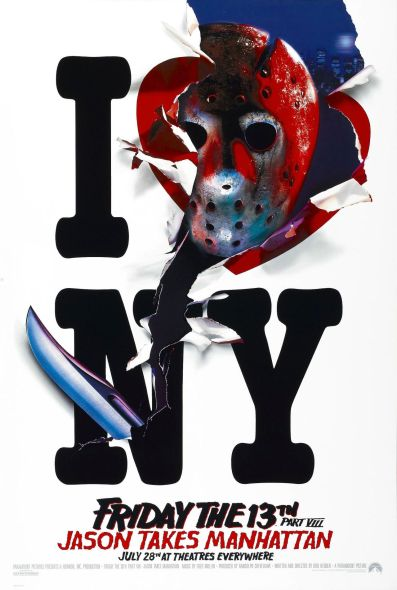 Jason Takes Manhattan poster