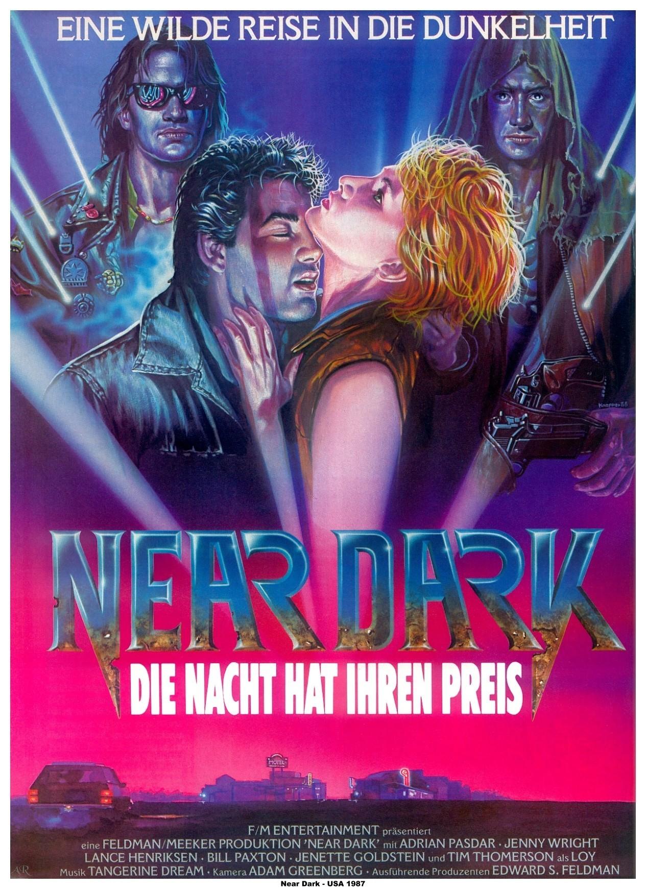 Near Dark German Poster