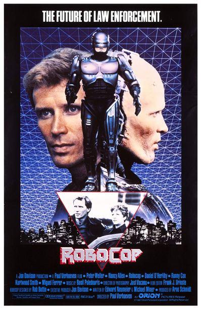 Robocop alternate poster