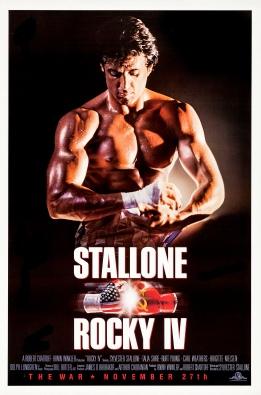 Rocky IV alternate poster