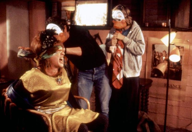 Ruthless People cast