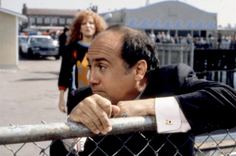 Ruthless People pier