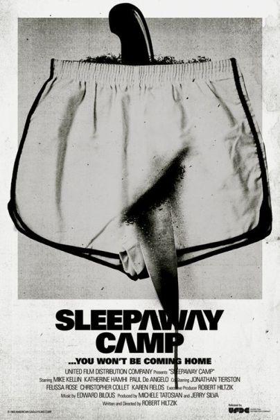 Sleepaway Camp alternate poster