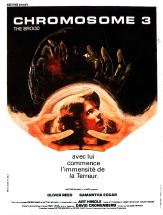 The Brood French poster