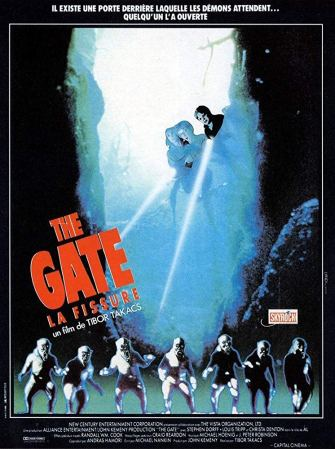 The Gate French Poster