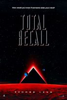 Total Recall teaser poster