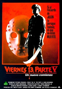 A New Beginning Spanish poster