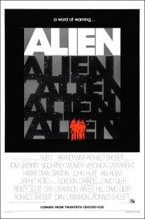 Alien teaser poster