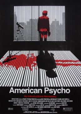 American Psycho poster Ryan MacEachern