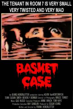 Basket Case alternate poster