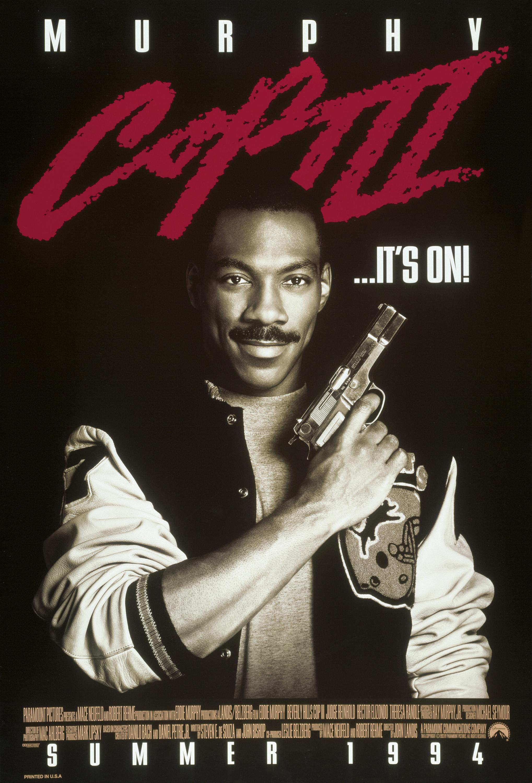 Beverly Hills Cop III teaser poster