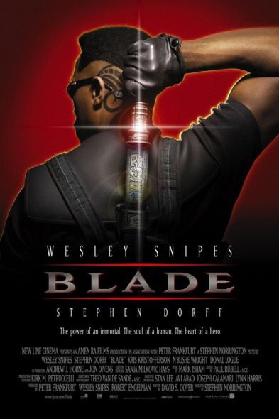 Blade alternate poster