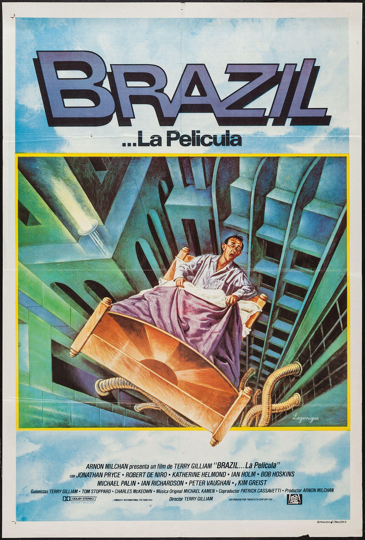 Brazil Argentianian poster