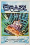 Brazil Argentianian poster