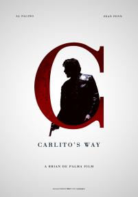 Carlito's Way poster Francesco Turlà