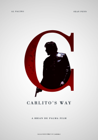 Carlito's Way poster Francesco Turlà