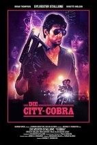 Cobra German poster